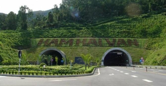 Hơn 4.000 tỷ đồng xây dựng hầm đường bộ qua đèo Hải Vân