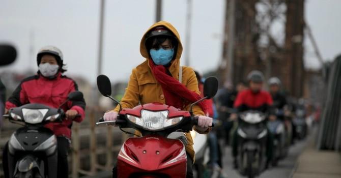 Ngày mai (19/2), miền Bắc đón đợt không khí lạnh tăng cường mới