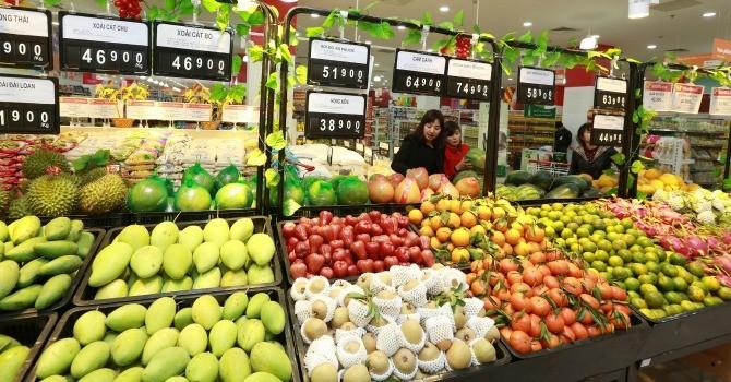 """TP. Hồ Chí Minh: Xăng tăng giá đẩy CPI tháng 7 """"nhích"""" nhẹ 0,19%"""