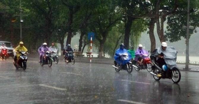 Miền Bắc mưa rét, Hà Nội lạnh 12 độ C
