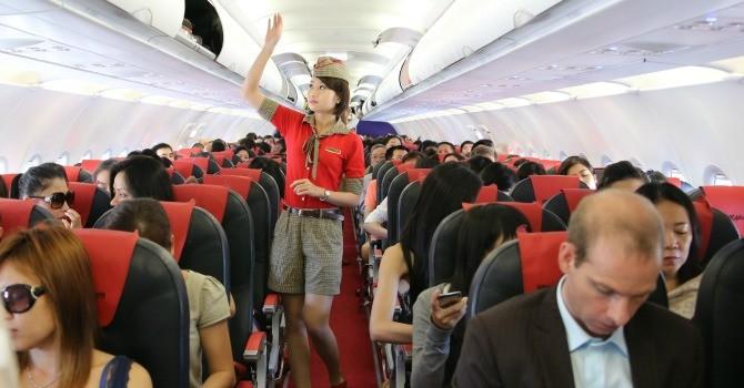 Vietjet Air giảm giá vé cho hành khách lỡ tàu