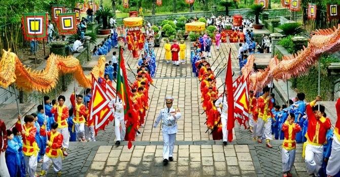 Cả nước đón dịp nghỉ lễ Giỗ tổ Hùng Vương với thời tiết đẹp