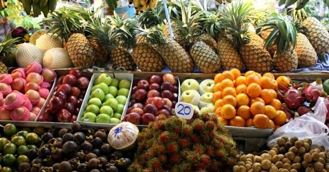 """Rau quả Thái Lan tràn vào chợ Việt: """"Hồi chuông cảnh tỉnh"""" đã rung!"""