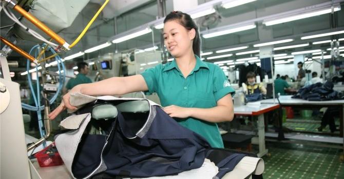 Việt Nam nhập phụ kiện dệt may từ Hàn Quốc lớn nhất thế giới