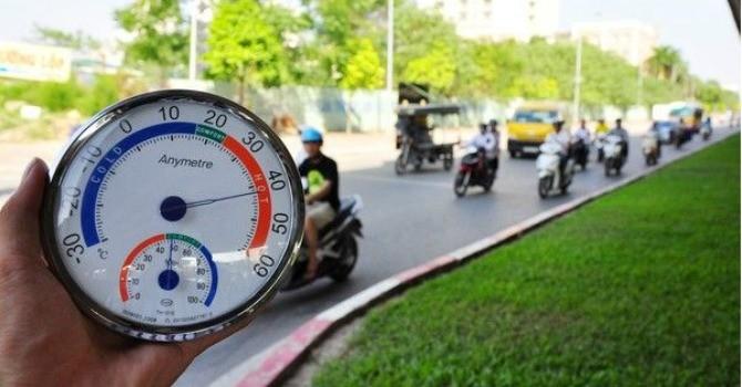 Hà Nội sẽ bớt nóng sau 2 ngày nữa