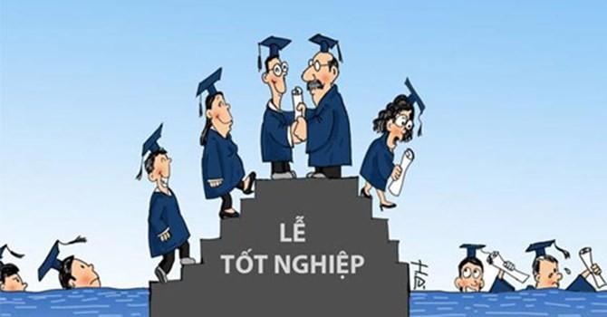 Lao động trình độ cao đẳng, đại học thất nghiệp nhiều nhất cả nước