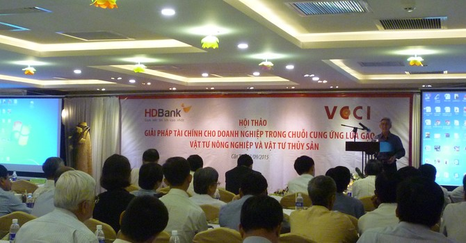 Cuối năm 2015, xuất khẩu gạo Việt Nam sẽ tốt hơn