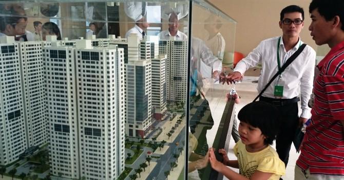"""Chiến lược """"lan tỏa"""" của giới địa ốc Sài Gòn"""