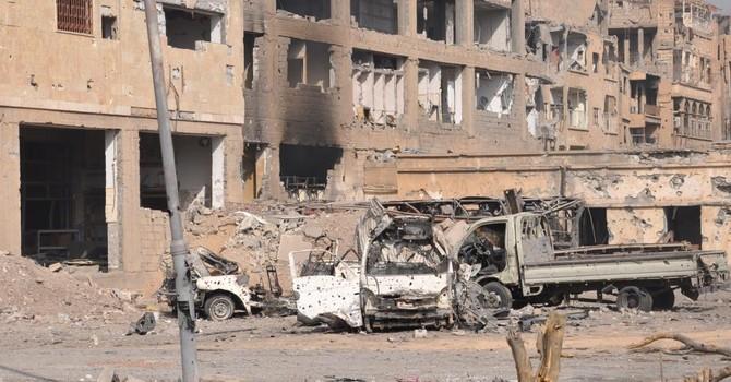 Syria: IS tấn công một trại tị nạn, hàng chục người chết