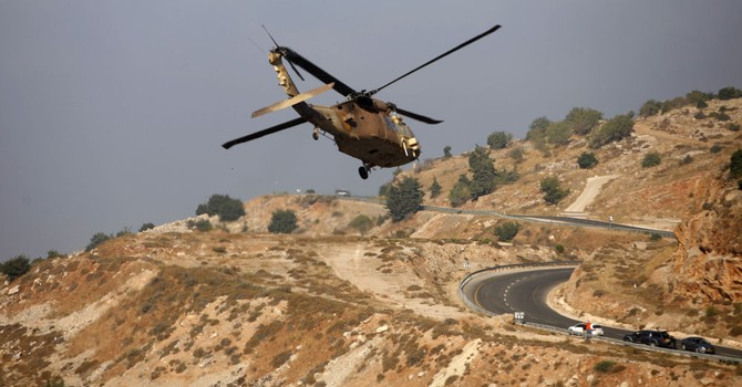 Israel bắt đầu cuộc tập trận Không quân quốc tế lớn nhất trong lịch sử