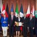 """Trung Quốc """"bất mãn"""" với tuyên bố G7 về Biển Đông, Biển Hoa Đông"""