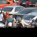 """Đường vào sân bay Tân Sơn Nhất """"tê liệt"""", hành khách bỏ xe chạy bộ"""