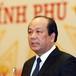 """Ì ạch """"tiêu"""" vốn đầu tư công: 13 bộ trưởng, Chủ tịch tỉnh bị Thủ tướng phê bình"""