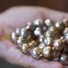 Hơn 80 triệu đồng một chiếc vòng ngọc trai nhăn nheo nhập từ Nhật