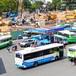 Một loạt cán bộ điều hành xe buýt tại TP HCM bị đình chỉ việc