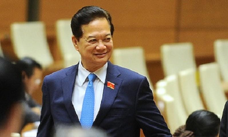 <p>Dự kiến, ông Nguyễn Tấn Dũng sẽ chính thức kết thúc gần 10 năm điều hành Chính phủ vào ngày 7/4, sau khi Quốc hội bầu được người thay thế. (Ảnh chụp Thủ tướng trước giờ miễn nhiệm)</p>